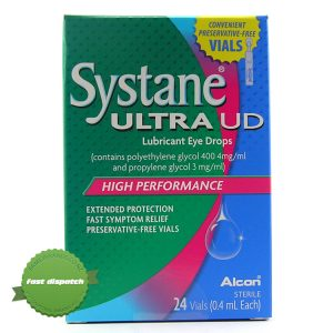 Systane Ultra HD for eyecare