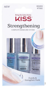 Kiss Nails Strengthening Breathable Manicure System
