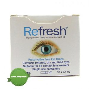 Refresh Eye Drops 0.4ml 30