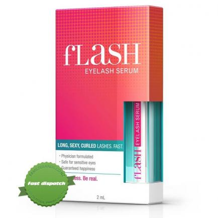 Buy flash eyelash serum 2ml - Speedy Dispatch