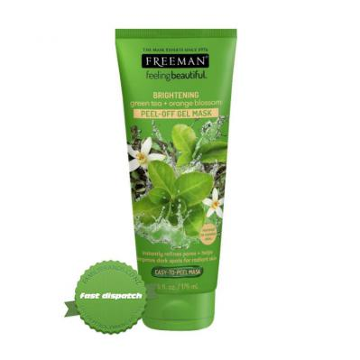 Buy Freeman Brightening Green Tea Orange Blossom Peel Off Gel Mask 175ml - Speedy Dispatch
