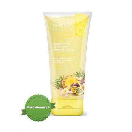 Grace Cole Fruitworks Pineapple And Passion Fruit Body Scrub 238ml