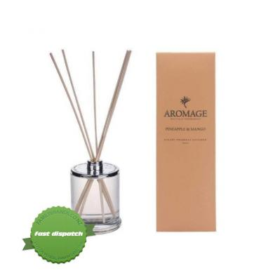 Buy Aromage Luxury Fragrant Diffuser Pineapple and Mango 180ml - Speedy Dispatch