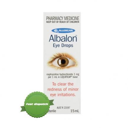 Buy Albalon Eye Drops 15ml -