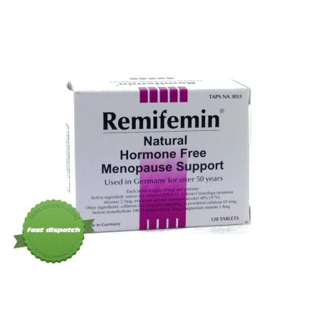Buy Remifemin 60 Tablets online - Ships Fast