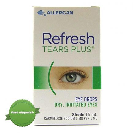 Buy refresh tears plus 15ml -