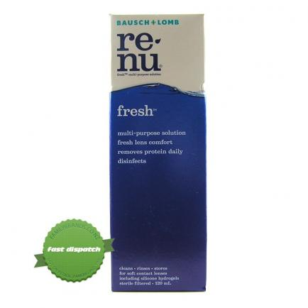 Buy Bausch Lomb Renu Multiplus 120ml