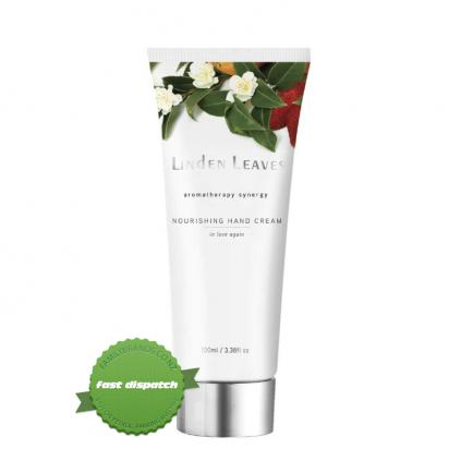 Buy Linden Leaves Nourishing Hand Cream In Love Again 100ml - Speedy Dispatch