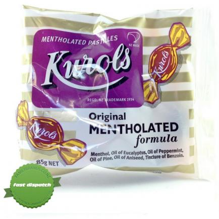 Buy kurols lozenges 85g - Speedy Dispatch