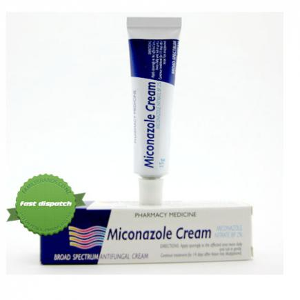 Buy miconazole topical cream 15g v -