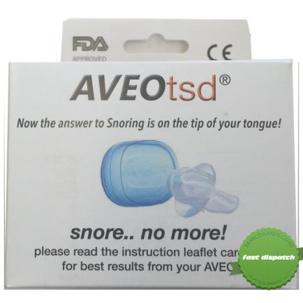 AveoTSD - Stop Snoring Device -Ships Fast New Zealand Wide