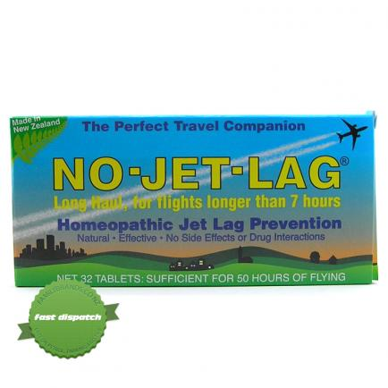 Buy No Jet Lag 32 Tablet Pack -