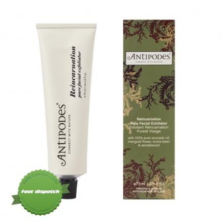 Buy antipodes reincarnation exfoliator 75ml - Speedy Dispatch