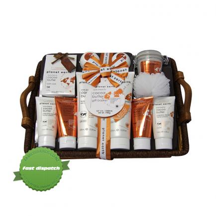 Buy Planet Earth Pure Simplicity Body Collection Cocoa Butter Set -