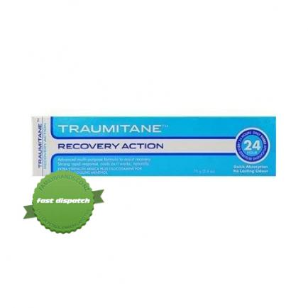 Buy Traumitane Recovery Action 75gm - overnight courier anywhere in NZ