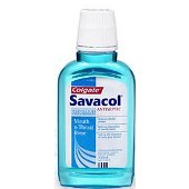 Buy savacol mouth rinse mint 300ml -