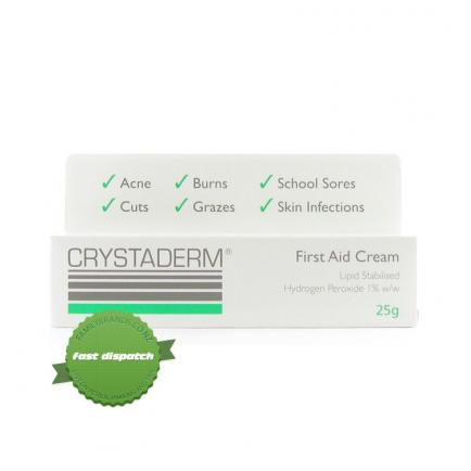 Buy Crystaderm Cream 25g