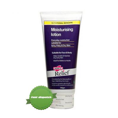 Buy Hopes Relief Moisturising Lotion 145g - Speedy Dispatch