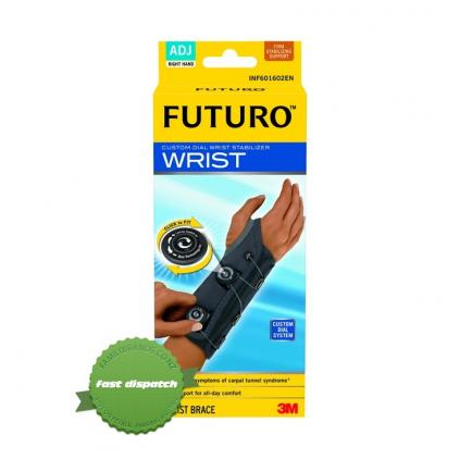 Buy futuro wrist stabl adj right - Fast Shipping