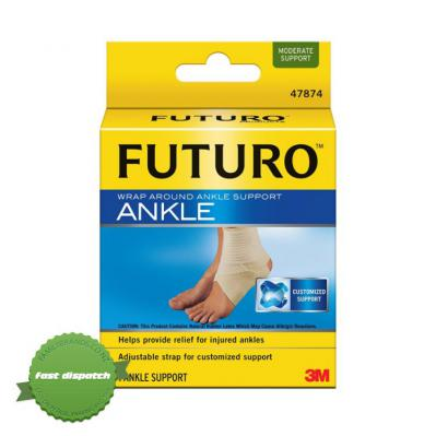 Buy futuro elastic knit ankle large - Speedy Dispatch