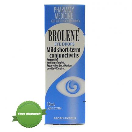 Buy Brolene Eye Drops 10ml