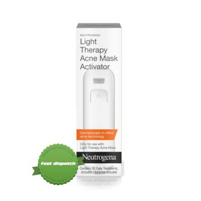 Buy Neutrogena Light Therapy Acne Mask Activator - Speedy Dispatch