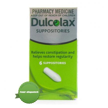 Buy Dulcolax Adult Suppositories -