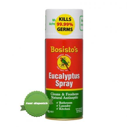 Bosistos Eucalyptus Spray 200g - Pharmacy Christchurch - Family Brands New Zealand