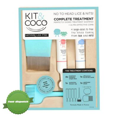 Buy kit and coco natura lice free complete t - Speedy Dispatch