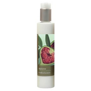 Buy linden leaves fig licorice body lotion 200ml -