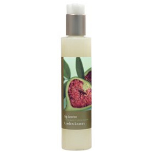 Buy linden leaves fig licorice creme wash 200ml -
