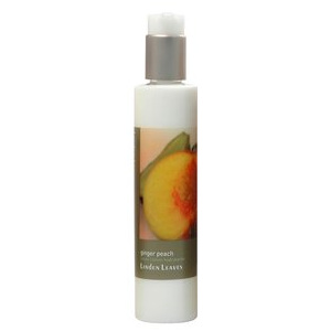 Buy linden leaves ginger peach lotion hydratante 200ml -