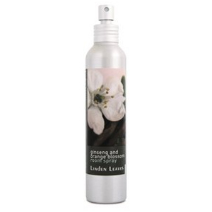 Buy linden leaves ginseng and orange blossom room spray 150ml -