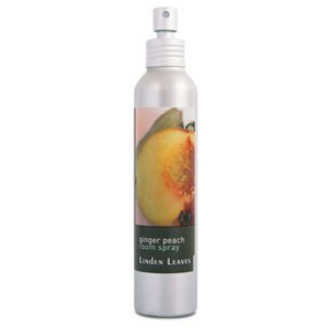Buy Linden Leaves Ginger Peach Room Spray 150ml online - Ships Fast