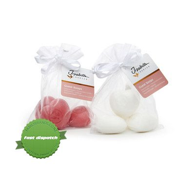 Buy isabelle laurier 3pk heart shaped soap - Speedy Dispatch