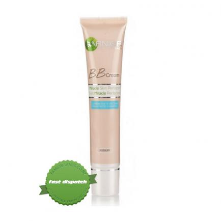 Garnier BB Cream Miracle Skin Perfector for Oily to Combination Skin in Medium Shade