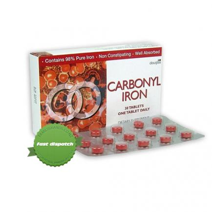 Buy Carbonyl Iron Tablets 30 -