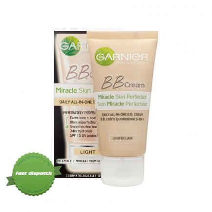 Buy Garnier Miracle Skin Perfector Daily All-in-One BB Cream Light -