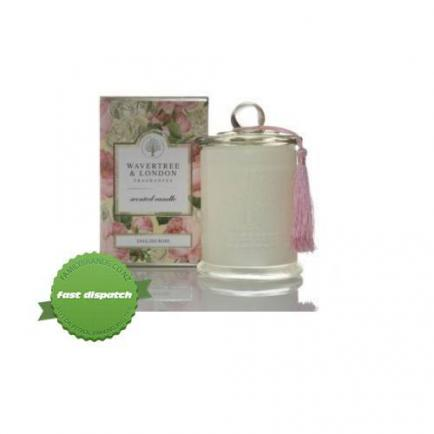 Buy w l nat fragr scented soy candle engl ro - Ships Fast