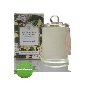 Buy Wavertree and London Scented Candle Frangipani and Gardenia