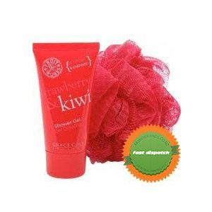 Buy Grace Cole Divine Duo Fresh and Smooth Strawberry and Kiwi