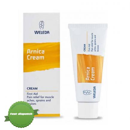 Buy Weleda Arnica Cream - overnight courier anywhere in NZ