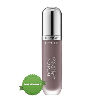 Buy Revlon Ultra HD Matte Lipcolor Luster - Speedy Dispatch