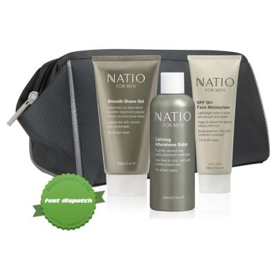 Buy natio men shave up gift set - Speedy Dispatch