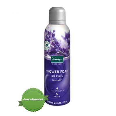 Buy kneipp shower foam relaxing 193g - Speedy Dispatch