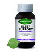 Buy Thompsons Sleep Support 60 Tablets - Ships Fast