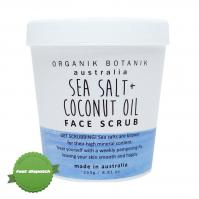 Buy organik body scrub sea salt coco oil 20 - Speedy Dispatch