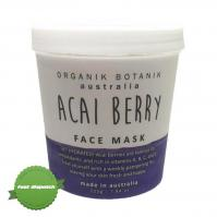 Buy Organik Botanik Body Scrub - Acai Berry 200gm - Speedy Dispatch