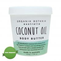 Buy organik coconut body butter 200g - Speedy Dispatch