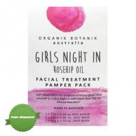 Buy Organik Botanik Girls Night In - Rosehip Oil Pamper Pack - Speedy Dispatch